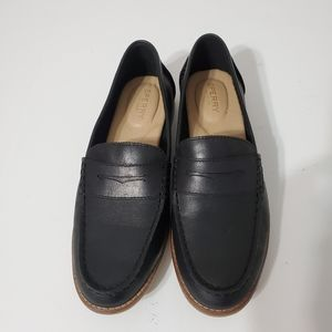 Sperry Top Sider Women Seaport Loafer Size 9.5